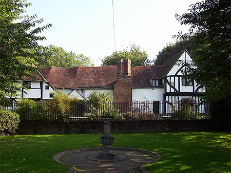 Walton-on-Thames - The Old Manor House
